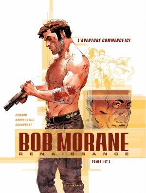 Bob Morane renaissance édition Fourreau