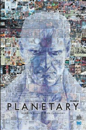 Planetary / JLA - Terra Occulta # 2 TPB hardcover (cartonnée) (2016 - 2017)