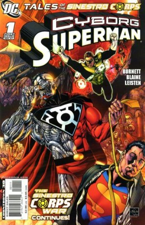 Tales of the Sinestro Corps - Cyborg Superman édition Issues
