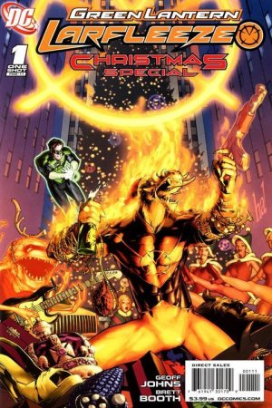 Green Lantern - Larfleeze Christmas Special édition Issues