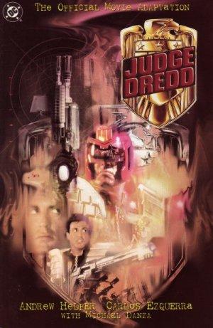 Judge Dredd - L'adaptation officielle édition TPB softcover (souple)