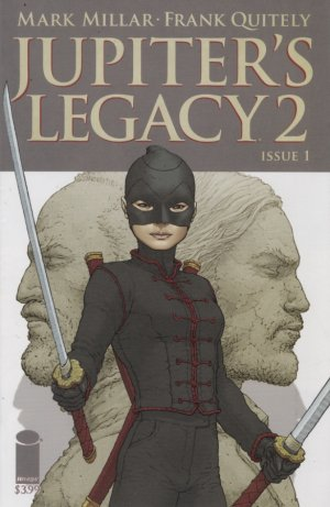 Jupiter's Legacy 2 édition Issues (2016 - Ongoing)