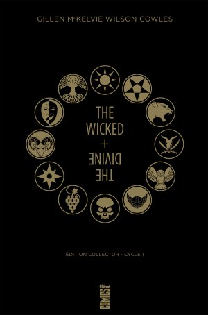 The Wicked + The Divine édition TPB hardcover (cartonnée) - Collector