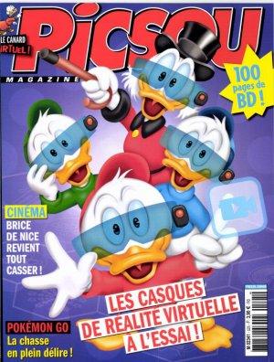 Picsou Magazine # 525