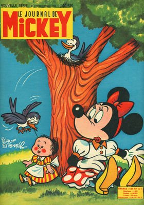 Le journal de Mickey 430