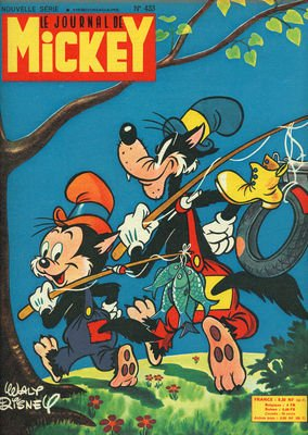 Le journal de Mickey 433