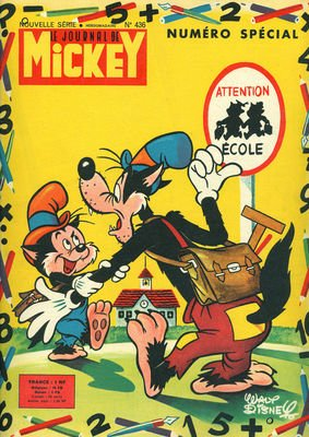 Le journal de Mickey 436