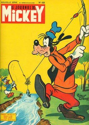 Le journal de Mickey 438