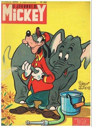 Le journal de Mickey 443