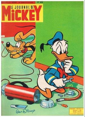 Le journal de Mickey 452