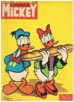 Le journal de Mickey 456