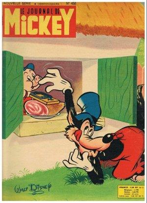 Le journal de Mickey 458