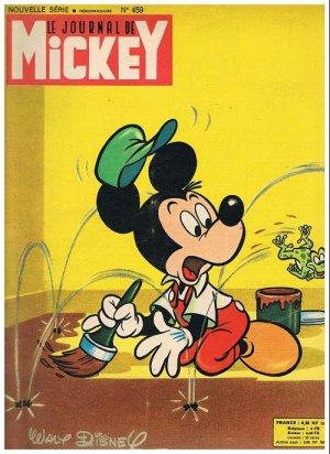 Le journal de Mickey 459