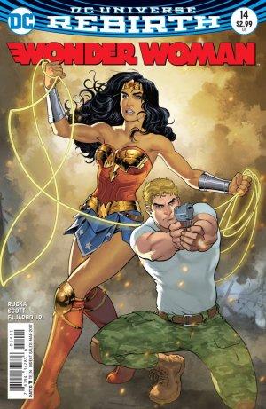 Wonder Woman # 14 Issues V5 - Rebirth (2016 - 2019)