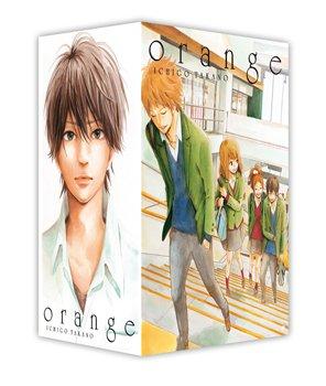 Orange édition Coffret