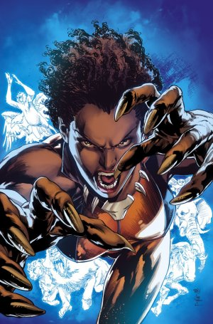 Justice League of America - Vixen Rebirth # 1 Issues