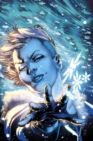 Justice League of America - Killer Frost Rebirth # 1 Issues
