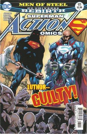 Action Comics # 971