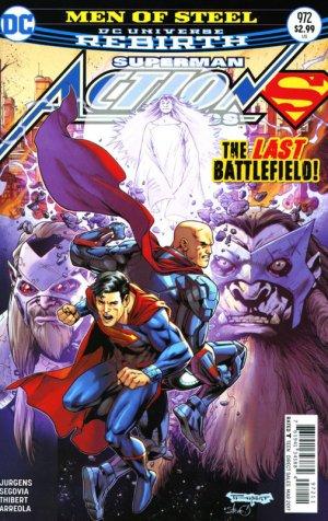 Action Comics # 972
