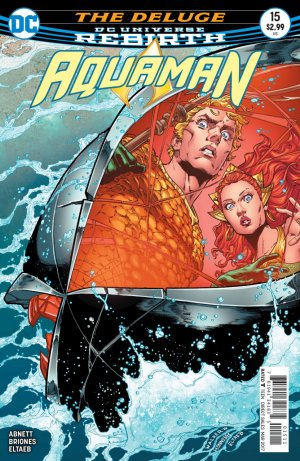Aquaman # 15 Issues V8 (2016 - Ongoing) - Rebirth