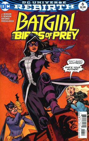 Batgirl and the Birds of Prey # 6 Issues V1 (2016 - 2018)