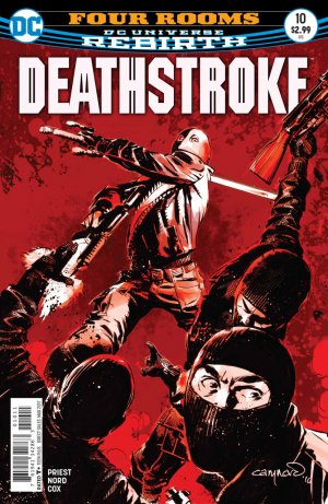 Deathstroke # 10 Issues V4 (2016 - 2019) - Rebirth