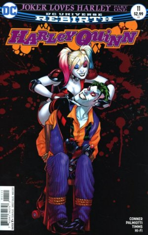 Harley Quinn # 11 Issues V3 (2016 - Ongoing) - Rebirth