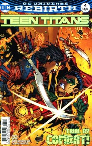 Teen Titans # 4 Issues V6 (2016 - Ongoing)