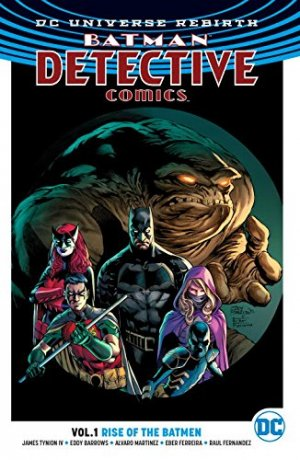 Batman - Detective Comics édition TPB softcover (souple) - Issues V1 Suite