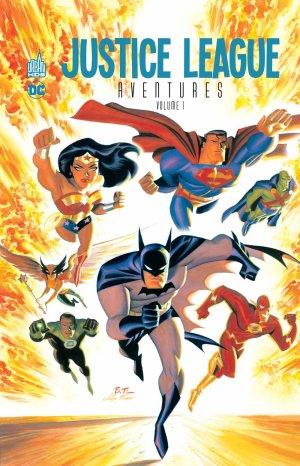 Justice League Aventures édition TPB softcover (souple)