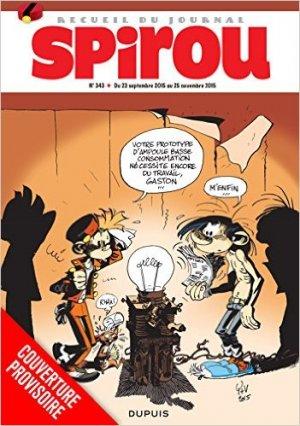 Le journal de Spirou # 343 Recueil