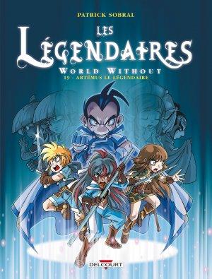 Les Légendaires # 19