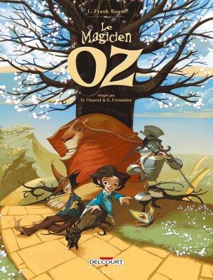 Le magicien d'Oz édition Intégrale 2016