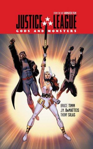 Justice League : Gods and Monsters édition TPB softcover (souple)