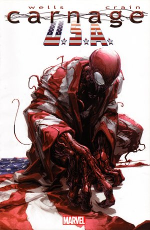 Carnage - USA édition TPB softcover (souple)