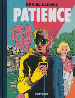 Patience édition TPB hardcover (cartonnée)