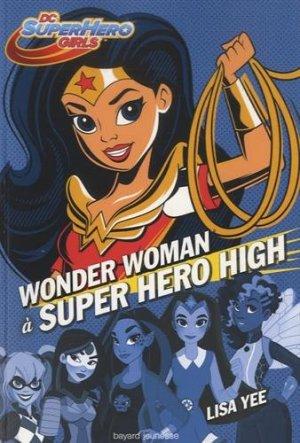 Wonder Woman à Super Hero High édition Softcover (souple)