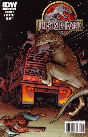 Jurassic Park édition Issues V2 (2010)