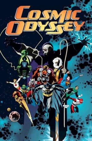 Cosmic Odyssey édition TPB hardcover (cartonnée) - Deluxe