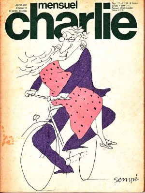 Charlie Mensuel édition Simple