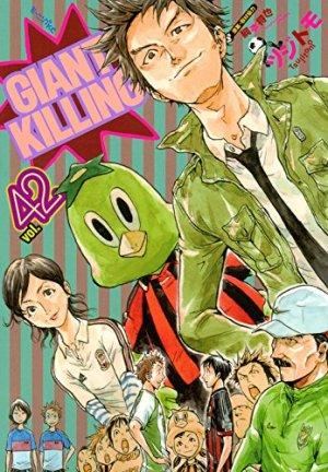 Giant Killing # 42