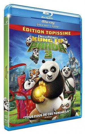 Kung Fu Panda 3 édition Topissime