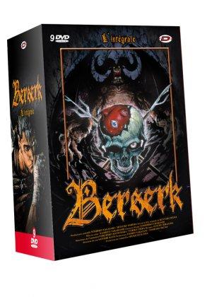 Berserk INTEGRALE VF + VO 1 Série TV animée