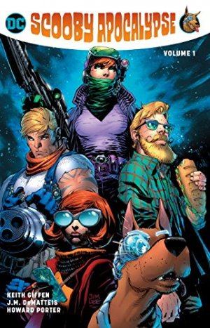 Scooby Apocalypse édition TPB softcover (souple)