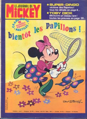 Le journal de Mickey 1341