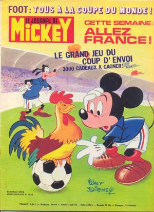 Le journal de Mickey 1349
