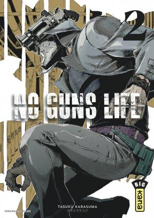 couverture, jaquette No Guns Life 2  (kana)