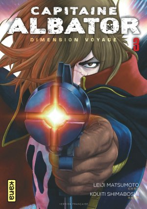 Capitaine Albator : Dimension voyage # 3