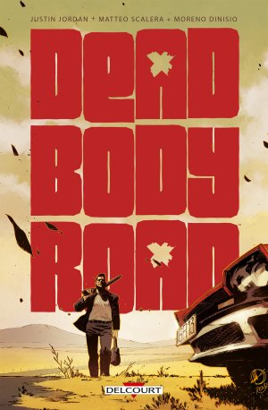 Dead Body Road # 1 TPB hardcover (cartonnée)