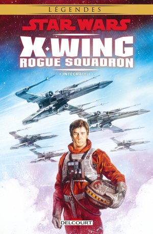 Star Wars - X-Wing Rogue Squadron édition TPB Hardcover (cartonnée) - Intégrale